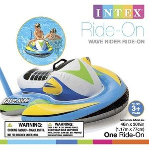 Other - Intex wave rider RIDE-ON